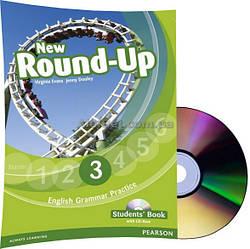 Английский язык / New Round Up / Student's Book+CD. Учебник с диском, 3 / Pearson