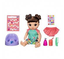 Интерактивная кукла Танцующая Малышка брюнетка Baby Alive Potty Dance Baby