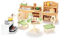 Кухня  Sylvanian families 5033 EPOCH