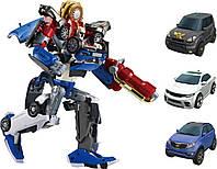 Робот-трансформер Тобот Тритан, звук и свет  Tobot Young Toys 301007