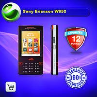 Оригинальный телефон Sony Ericsson W950i