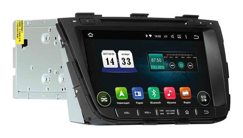 Автомагнитола штатная Kia Sorento 2013+ AHR-1883 оригинал Android 5.1 Wi-Fi, 3G оригинал