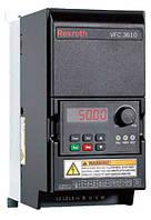 Частотный преобразователь 0,75кВт 220 В Bosch Rexroth серии VFC 3610