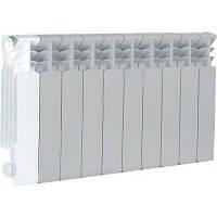 Биметаллический радиатор отопления Alaska 350 AL+ FE