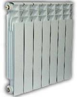 Биметаллический радиатор отопления Ekvator (Украина) 76/500