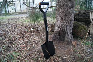 Легендарная саперная лопата Fiskars ERGO 2500