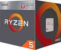 Процессор AMD Ryzen 5 2400G YD2400C5FBBOX (sAM4, 3.9GHz) Box