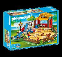 Playmobil 4851 Контактный зоопарк и фигурка в подарок