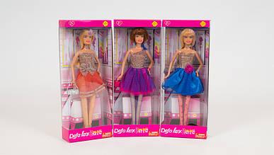 Кукла DEFA LUCY MODEL SHOW на подставке. 3 вида