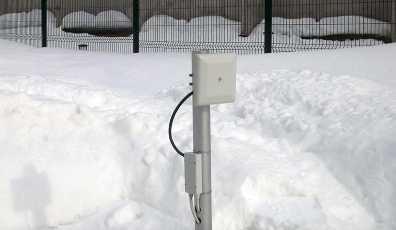 Извещатели охранные радиоволновые линейные FMW - 3