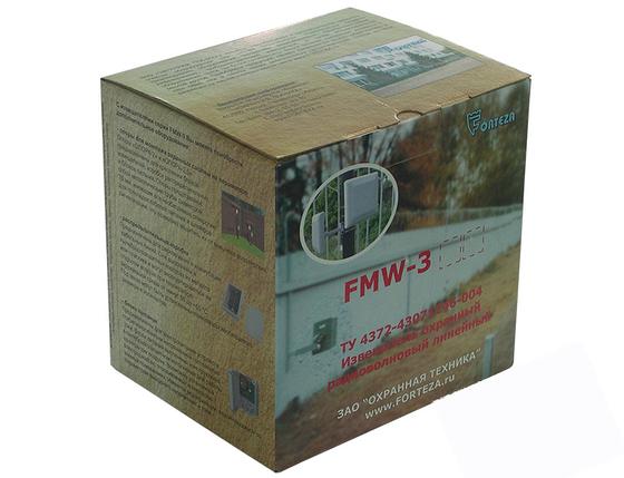 Извещатели охранные радиоволновые линейные FMW - 3, фото 2