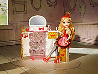 Набор Ever After High  шкатулка для украшений Эппл Вайт Apple White's Jewelry Box, фото 1