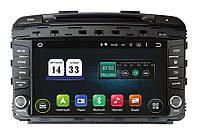 Штатное головное устройство Incar Kia Sorento 2015+ KD-8025 автомагнитола OS Android 4.4.4