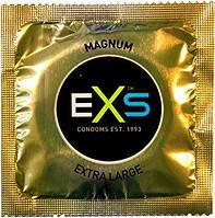 Презервативи збільшеного розміру EXS MAGNUM EXTRA LARGE, 1 шт.