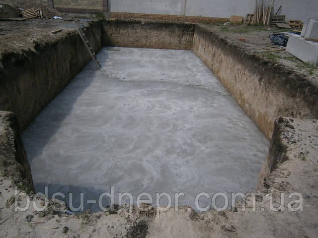 Заливка бетона в Днепропетровске по умеренной цене