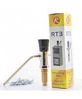 Терморегулятор Regulus RT 3 термоклапан с регулятором - цепочкой для твердотопливных котлов
