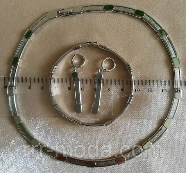 Браслеты с цепями из позолоченной бижутерии оптом.