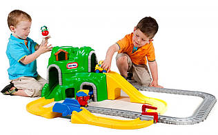 Железная дорога игрушка Little Tikes 4252