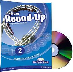Английский язык /New Round Up/ Student's Book+CD. Учебник с диском, 2/ Pearson