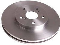 Тормозные диски передние Skoda Octavia, Fabia / VW Fox, Polo - C3S011ABE (DF4253 / DDF1164)