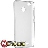 Чехол Melkco Xiaomi Redmi 3 Pro (3S) Poly Jacket TPU Transparent