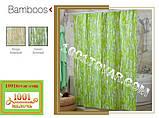 """Шторка для ванной комнаты """"Bamboos"""" (Бамбук), размер 240х200 см., фото 6"""