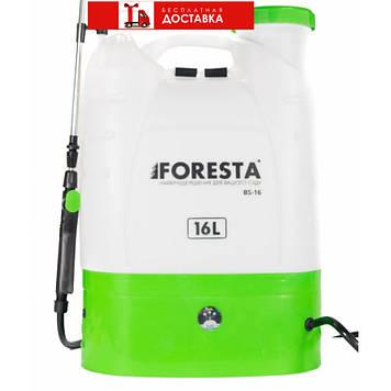 Аккумуляторный опрыскиватель Foresta BS-16, фото 2