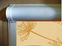 Ролеты тканевые (рулонные шторы) Lily Gold Besta uni закрытый короб