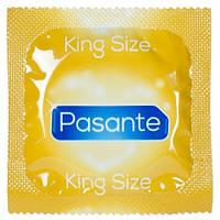 Презервативи збільшеного розміру PASANTE KING SIZE, 1 шт.
