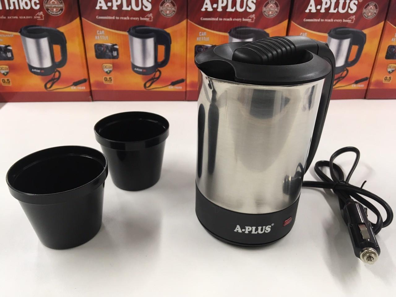 Чайник автомабильный A-PLUS EK-1649 (16 шт)