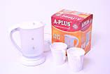 Чайник автомабильный A-PLUS EK-1649 (16 шт), фото 3