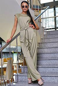 Женский комбинезон с широкими брюками (3375-3373-3367 svt)