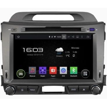 Магнитола штатная для Kia Sportage 2010+ Incar AHR-1881 на Android 5.1 оригинальное головное устройство
