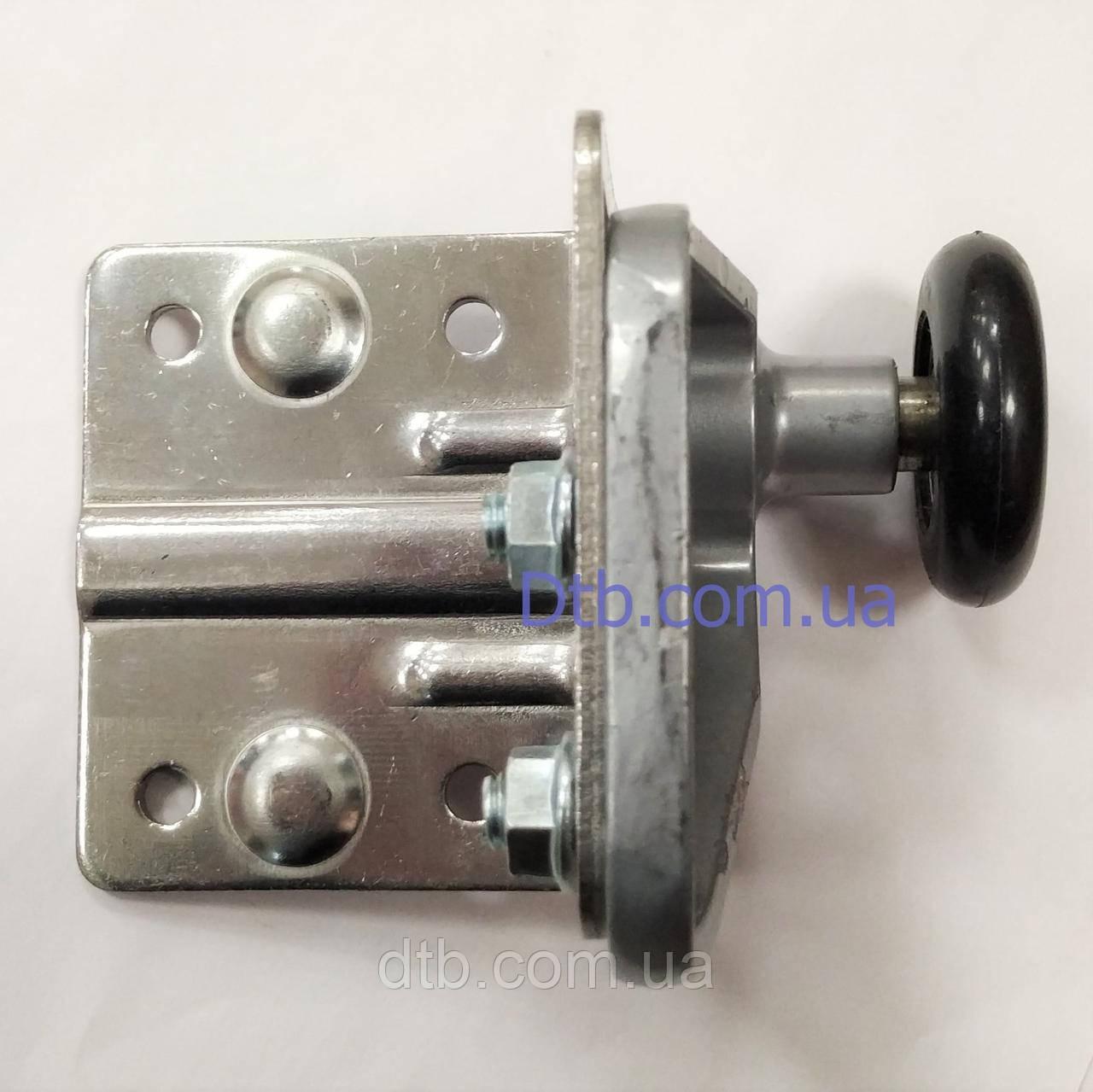 Ролик RBG900R верхний правый для ворот гаражных секционных Alutech ролет