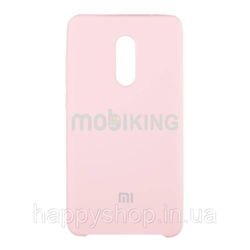 Оригінальний чохол Soft touch для Xiaomi Redmi 5A (Pink)