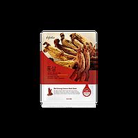 Тканевая маска c красным женьшенем Esfolio Red Ginseng Essence Mask Sheet