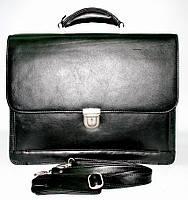 32033.001 Портфель деловой натуральная кожа