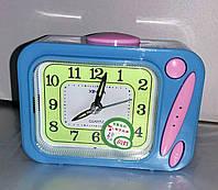 Настольные часы-будильник кварцевые XD-2034