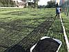 """Искусственное поле для мини-футбола 22х42м """"под ключ""""  газон Турция 40 мм, фото 3"""