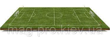 """Искусственное поле для мини-футбола 22х42м """"под ключ""""  газон Турция 40 мм, фото 2"""