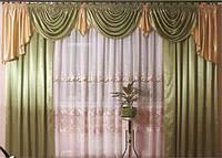 Шторы для гостиной спальной Олимпия