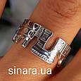 Серебряное кольцо Париж - Кольцо достопримечательности Парижа серебро 925 - Кольцо Франция, фото 10
