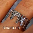 Серебряное кольцо Париж - Кольцо достопримечательности Парижа серебро 925 - Кольцо Франция, фото 8