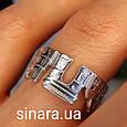 Серебряное кольцо Париж - Кольцо достопримечательности Парижа серебро 925 - Кольцо Франция, фото 7