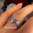 Серебряное кольцо Париж - Кольцо достопримечательности Парижа серебро 925 - Кольцо Франция, фото 6