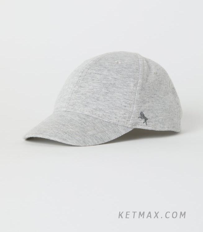 Бейсболка, кепка H&M унисекс