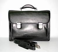 32037.001 Портфель деловой натуральная кожа