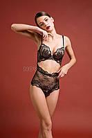 30185.1 Комплект женского нижнего белья Gisela черный (70C/S)