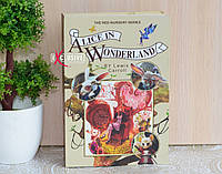 "Книга-сейф с настоящими бумажными страницами ""Алиса в стране чудес"", фото 1"