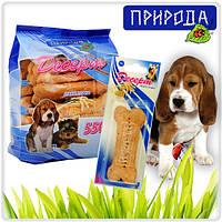 МАКСИ Злаки - десерт для собак больших средних пород в виде печенья.